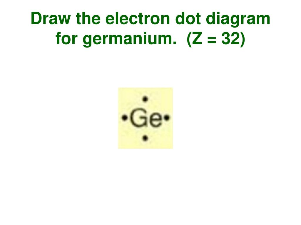 hight resolution of 6 draw the electron dot diagram for germanium z 32