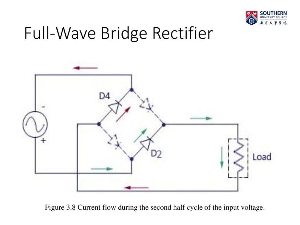 medium resolution of 34 full wave bridge rectifier