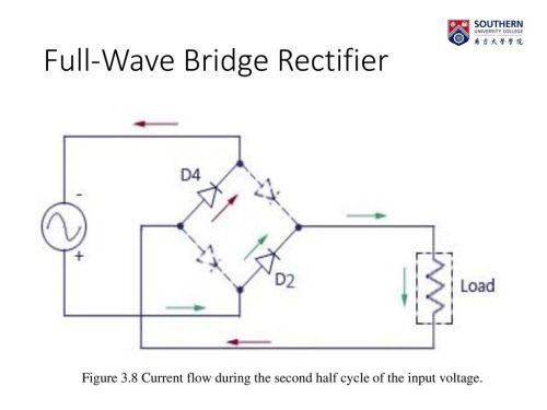 small resolution of 34 full wave bridge rectifier