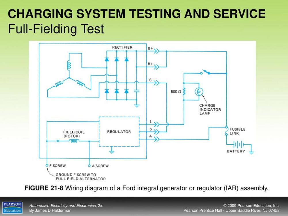 medium resolution of objectives after studying chapter 21 the reader should be able to 12 charging automotive charging system wiring diagram