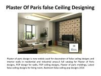 ABOUT US We Decor Enterprise are one of the leading ...