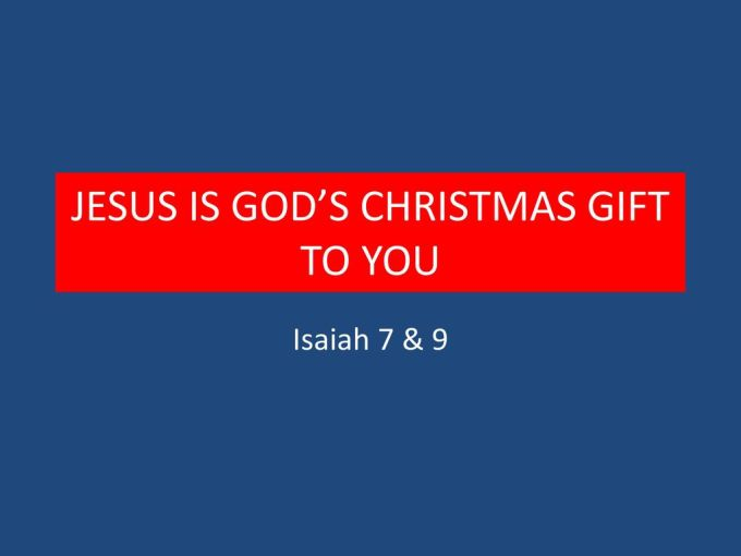 Image result for Jesus the christmas gift