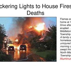 flickering lights to house fires deaths [ 1024 x 768 Pixel ]