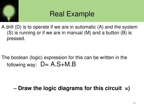 small resolution of real example draw the logic diagrams for this circuit