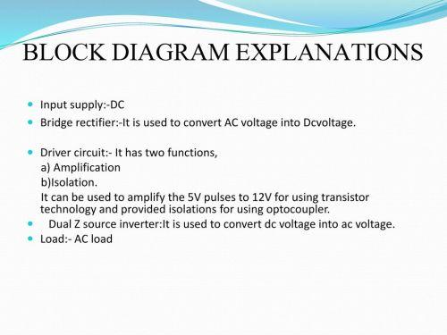 small resolution of block diagram explanations