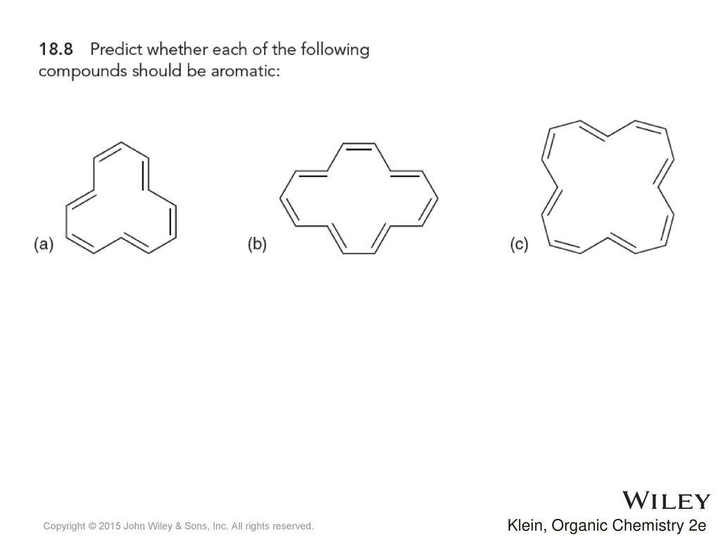 hight resolution of klein organic chemistry 2e