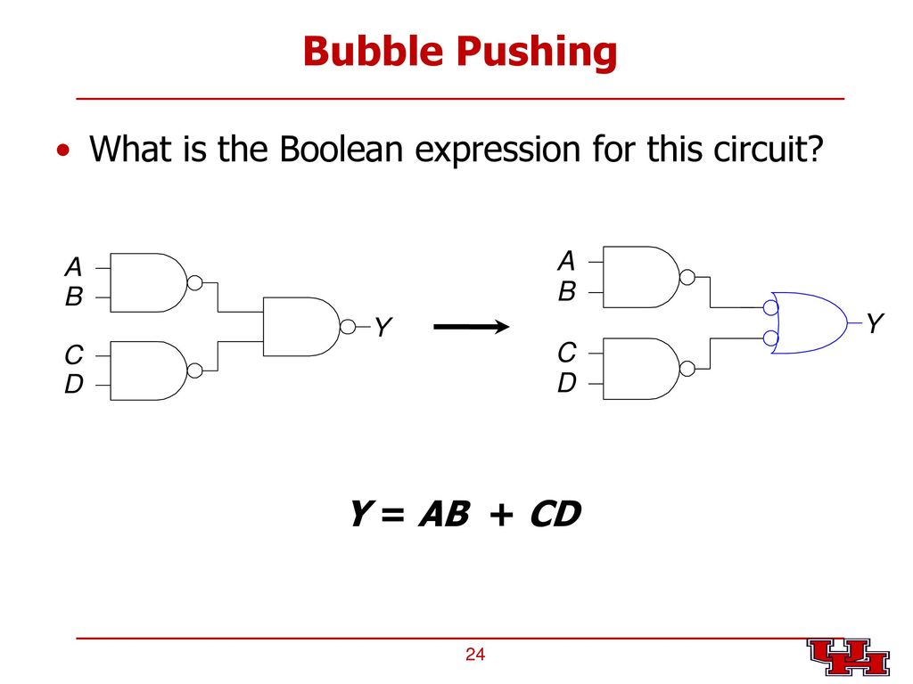 hight resolution of 24 bubble pushing what is the boolean expression for this circuit