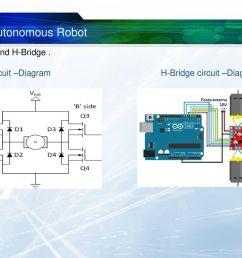 autonomous robot arduino and h bridge  [ 1024 x 768 Pixel ]