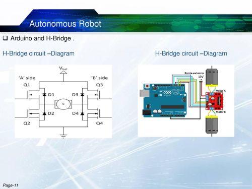 small resolution of autonomous robot arduino and h bridge
