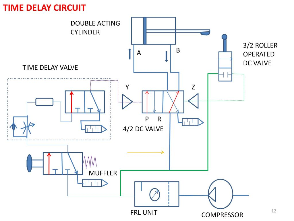hight resolution of time delay circuit double acting cylinder 3 2 roller operated dc valve