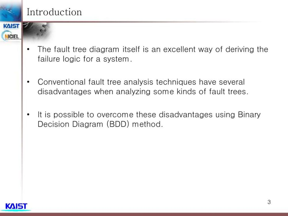 medium resolution of introduction the fault tree diagram itself is an excellent way of deriving the failure logic for