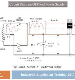 circuit diagram of fixed power supply [ 1024 x 768 Pixel ]