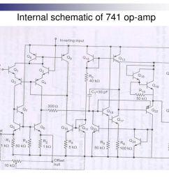 84 internal schematic of 741 op amp [ 1024 x 768 Pixel ]
