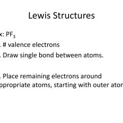 Lewis Dot Diagram For Pf3 Uk Domestic Electrical Wiring Symbols Molecular Geometry Structures Vsepr Theory Ppt Download 6 Ex