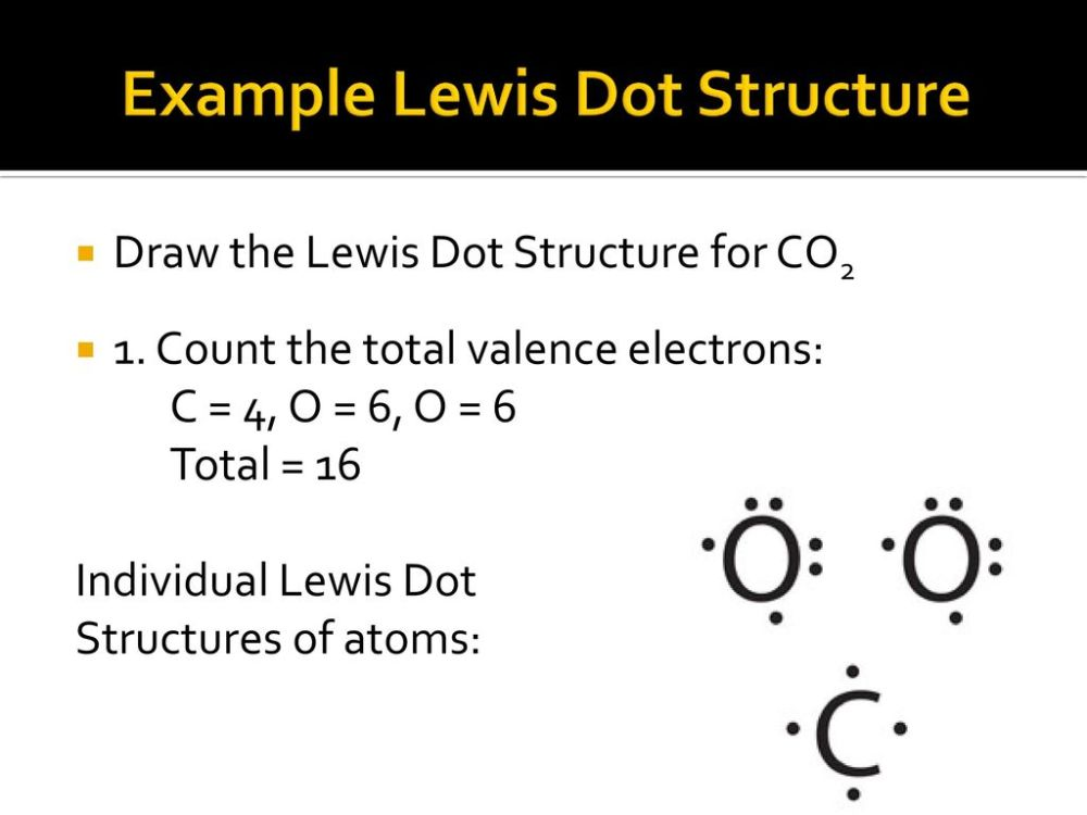 medium resolution of example lewis dot structure