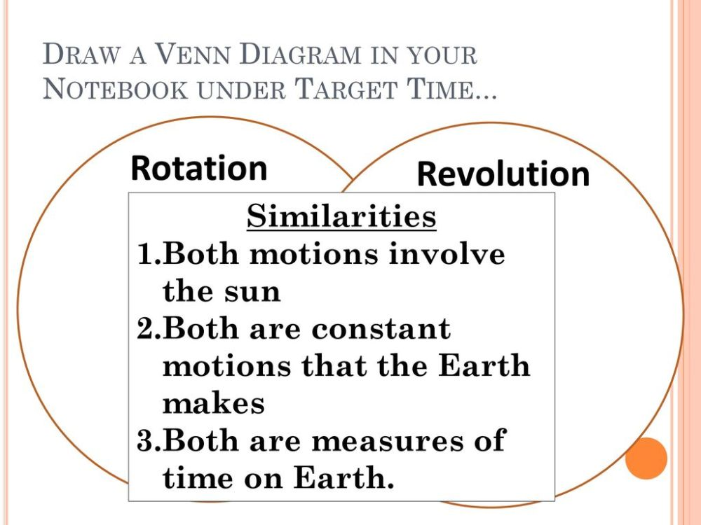 medium resolution of draw a venn diagram in your notebook under target time