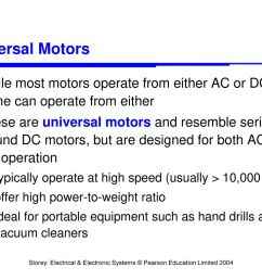 23 8 universal motors while most motors operate from either ac or dc some can [ 1024 x 768 Pixel ]