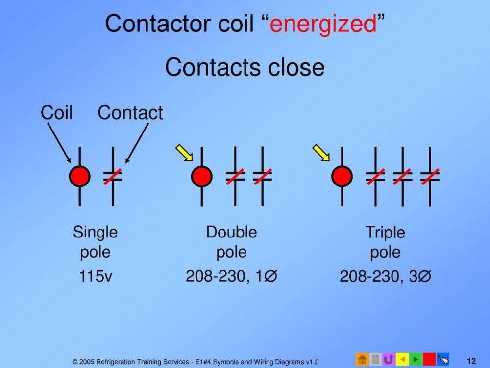 medium resolution of 12 contactor coil
