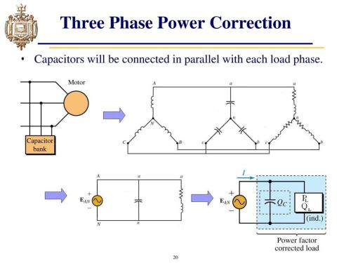 small resolution of three phase power correction