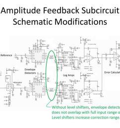 amplitude feedback subcircuit schematic modifications [ 1024 x 768 Pixel ]