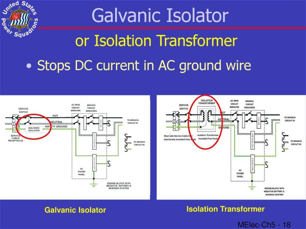 medium resolution of 18 isolation transformer