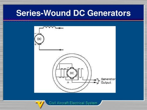 small resolution of 36 series wound dc generators