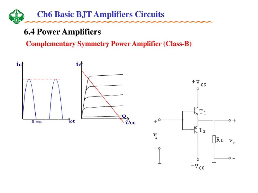 medium resolution of ch6 basic bjt amplifiers circuits