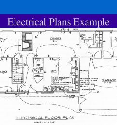 4 electrical plans example [ 1024 x 768 Pixel ]