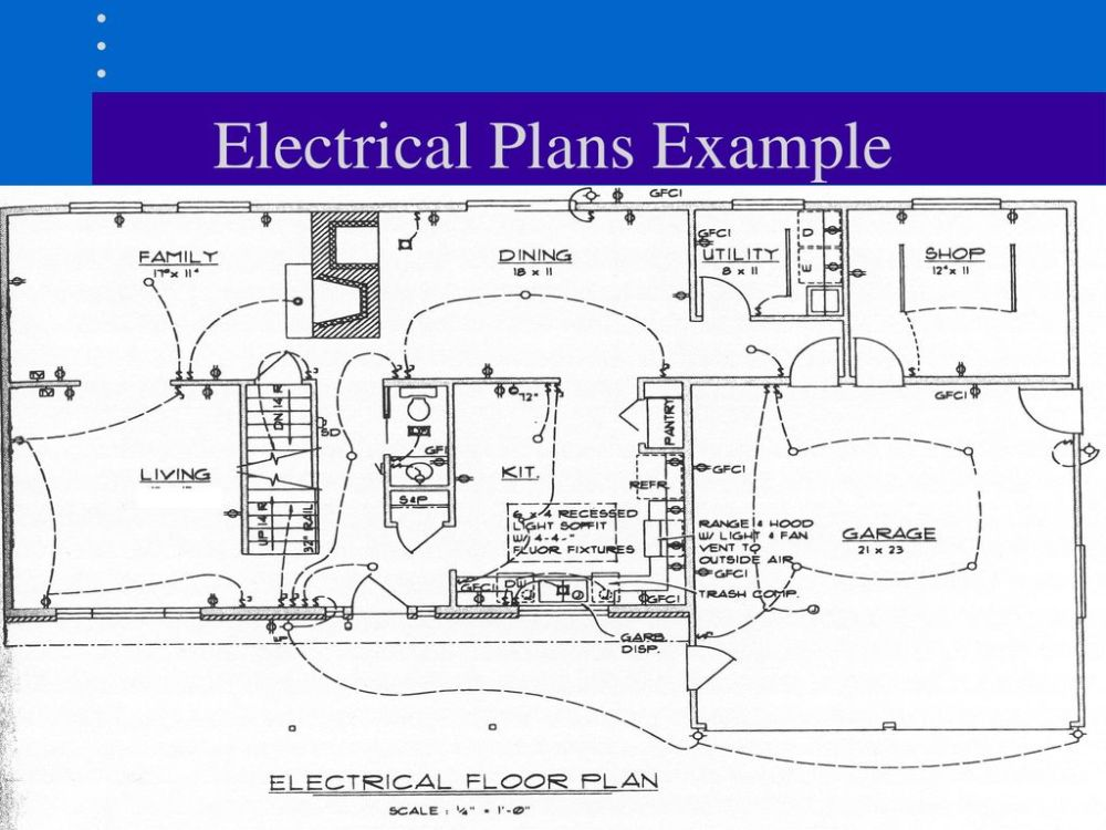 medium resolution of 4 electrical plans example