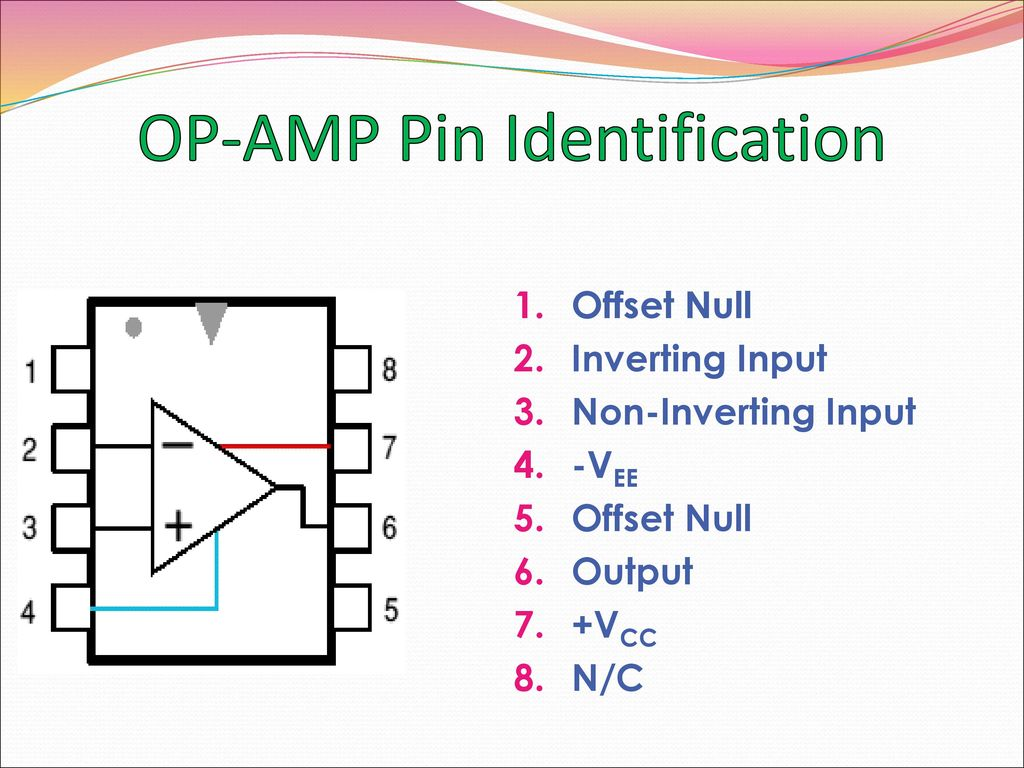 hight resolution of 8 op amp pin identification