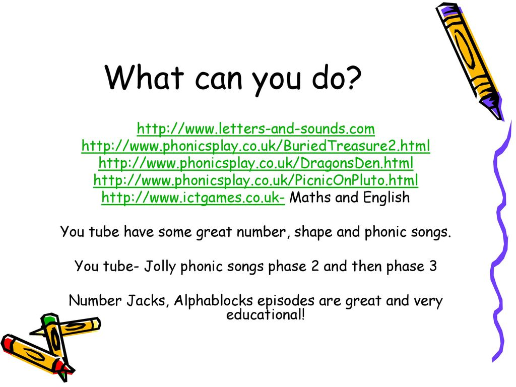 Jolly Phonics Songs Phase 3