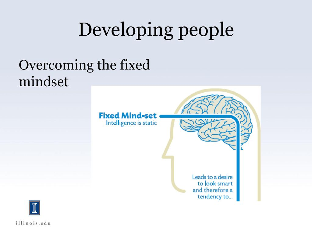 nigel holmes diagram mindset 2003 silverado wiring gale stafford university of illinois ppt download image credit developing people overcoming the fixed