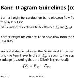 mos band diagram guidelines cont d  [ 1024 x 768 Pixel ]
