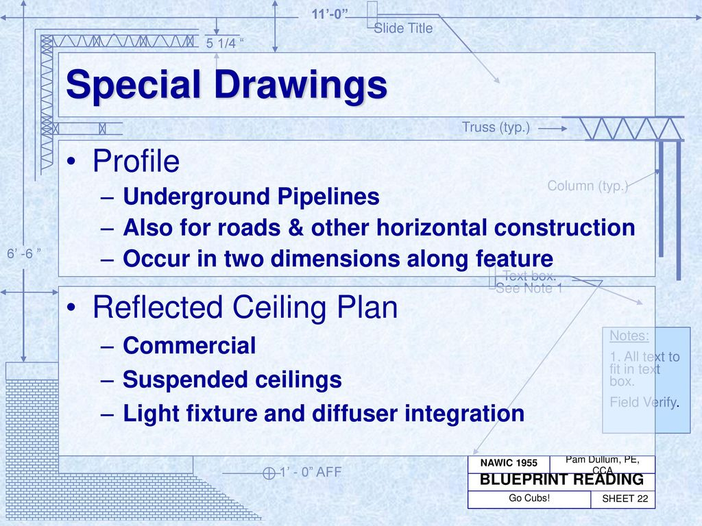 hight resolution of special drawings profile reflected ceiling plan underground pipelines