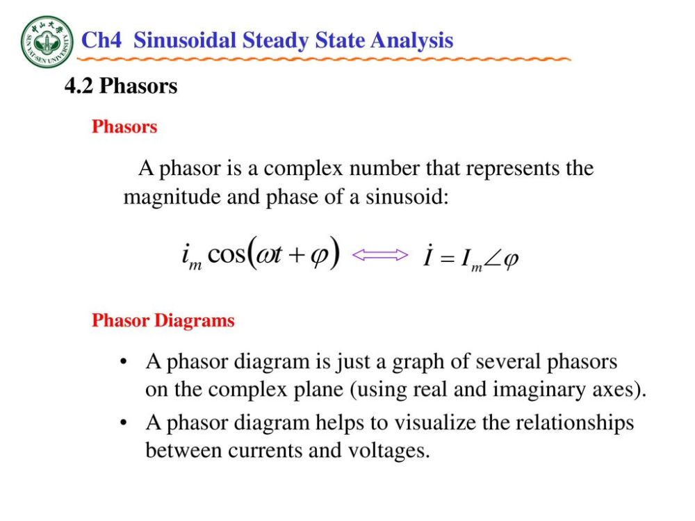 medium resolution of ch4 sinusoidal steady state analysis ppt download phasor diagram is merely a pictorial view of the relationship of