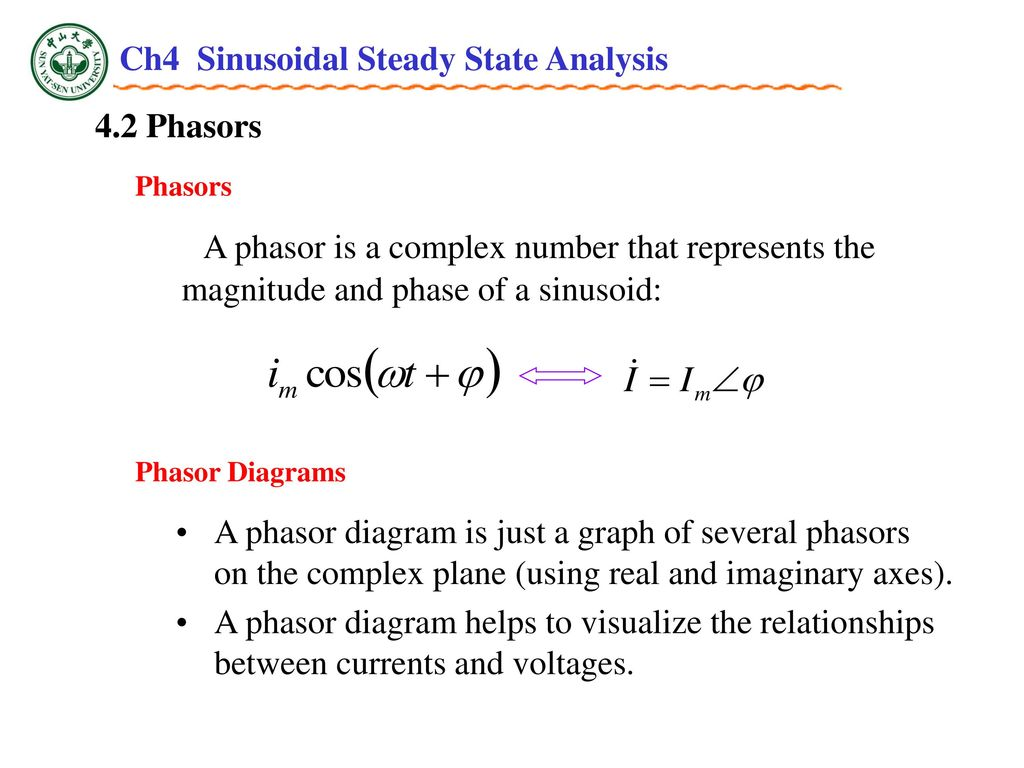 hight resolution of ch4 sinusoidal steady state analysis ppt download phasor diagram is merely a pictorial view of the relationship of