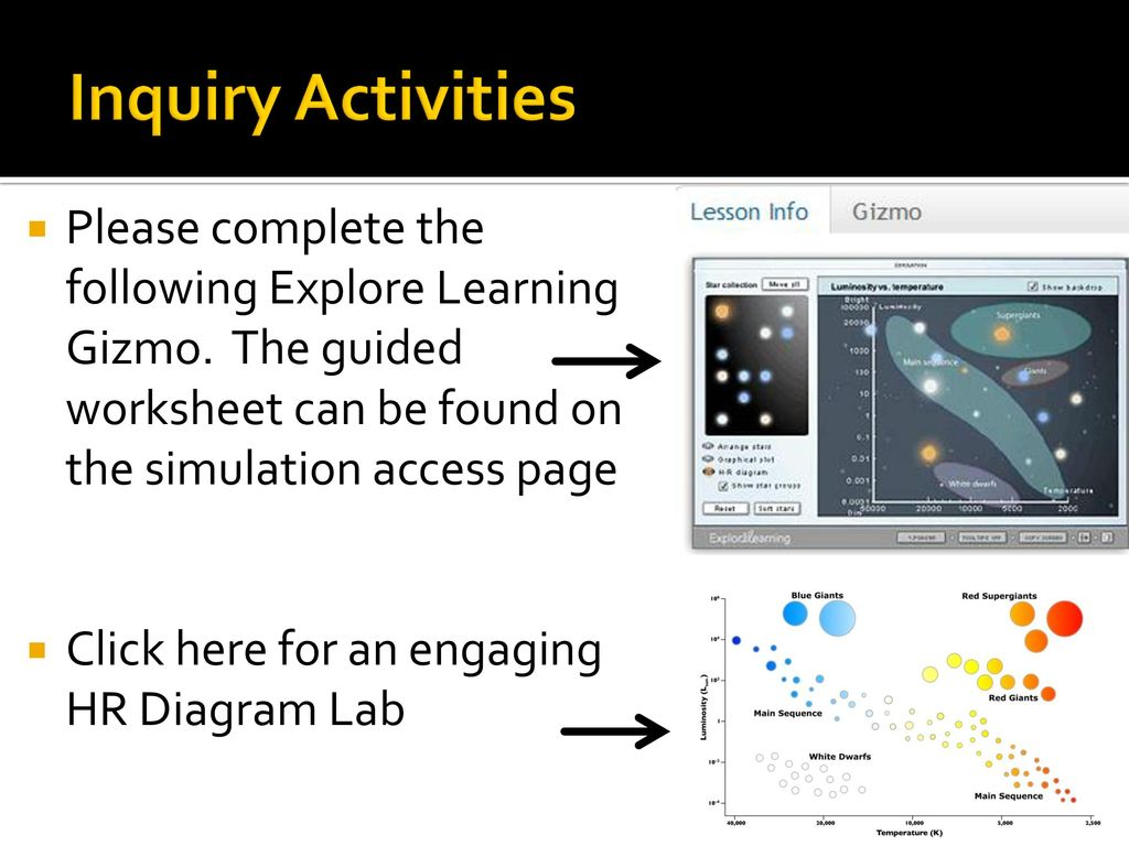 hight resolution of inquiry activities please complete the following explore learning gizmo the guided worksheet can be found