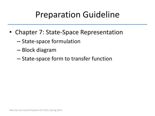 small resolution of 22 preparation guideline chapter 7 state space representation state space formulation block diagram