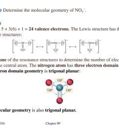 example determine the molecular geometry of no3  [ 1024 x 768 Pixel ]