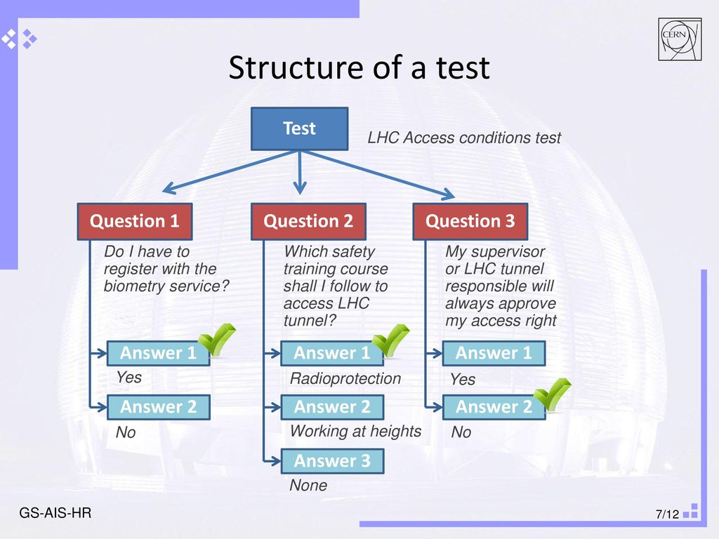 hight resolution of structure of a test test question 1 question 2 question 3 answer 1