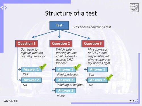 small resolution of structure of a test test question 1 question 2 question 3 answer 1