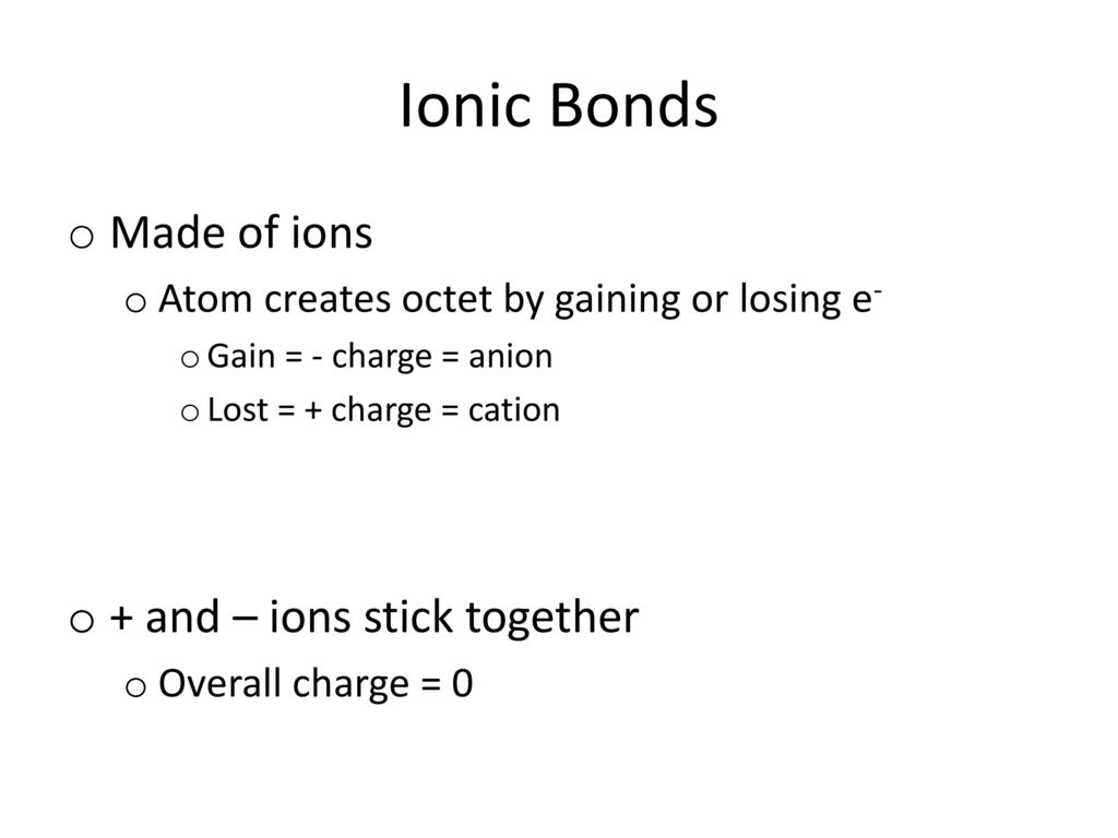 hight resolution of 3 ionic
