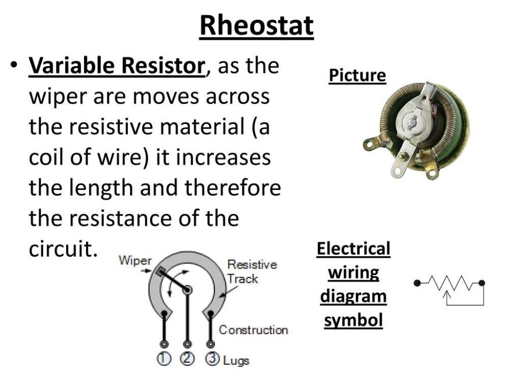 medium resolution of electronics part 4 electrical components ppt download two wire wiring for injectors resistor