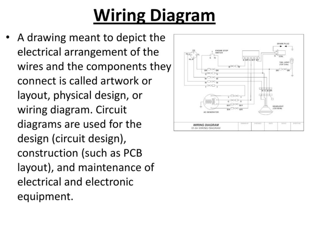 medium resolution of electronics part 4 electrical components ppt download 6 wiring