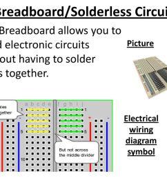 breadboard solderless circuit [ 1024 x 768 Pixel ]
