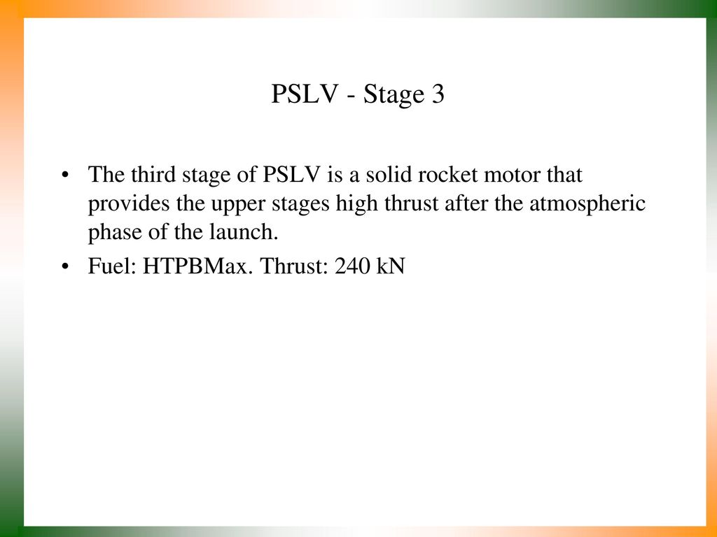 hight resolution of pslv stage 3 the third stage of pslv is a solid rocket motor that provides
