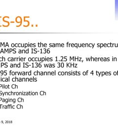 is 95 cdma occupies the same frequency spectrum as amps and is  [ 1024 x 768 Pixel ]