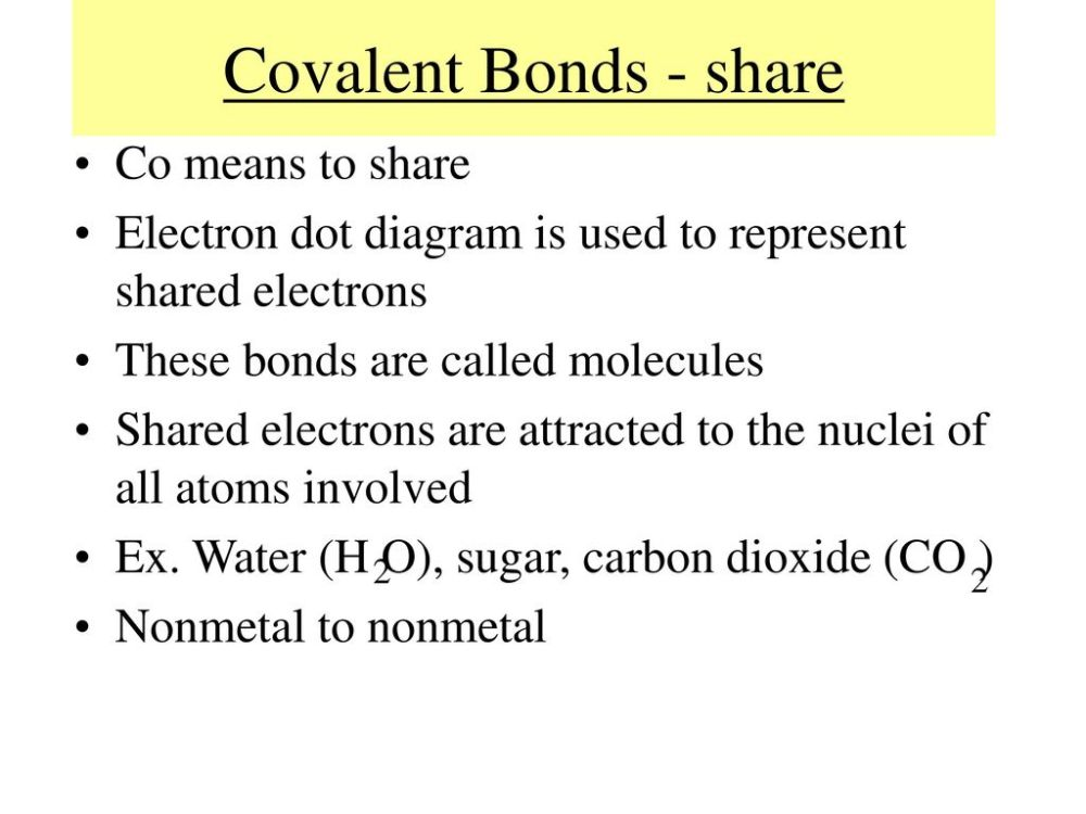 medium resolution of covalent bonds share co means to share