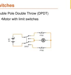 12 switches double pole double throw dpdt motor with limit switches [ 1024 x 768 Pixel ]