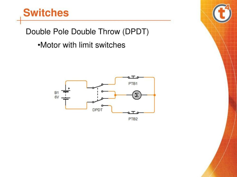 medium resolution of 12 switches double pole double throw dpdt motor with limit switches